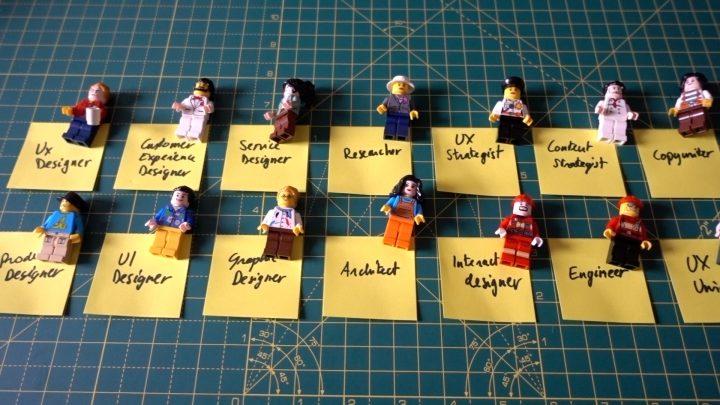 ux design roles