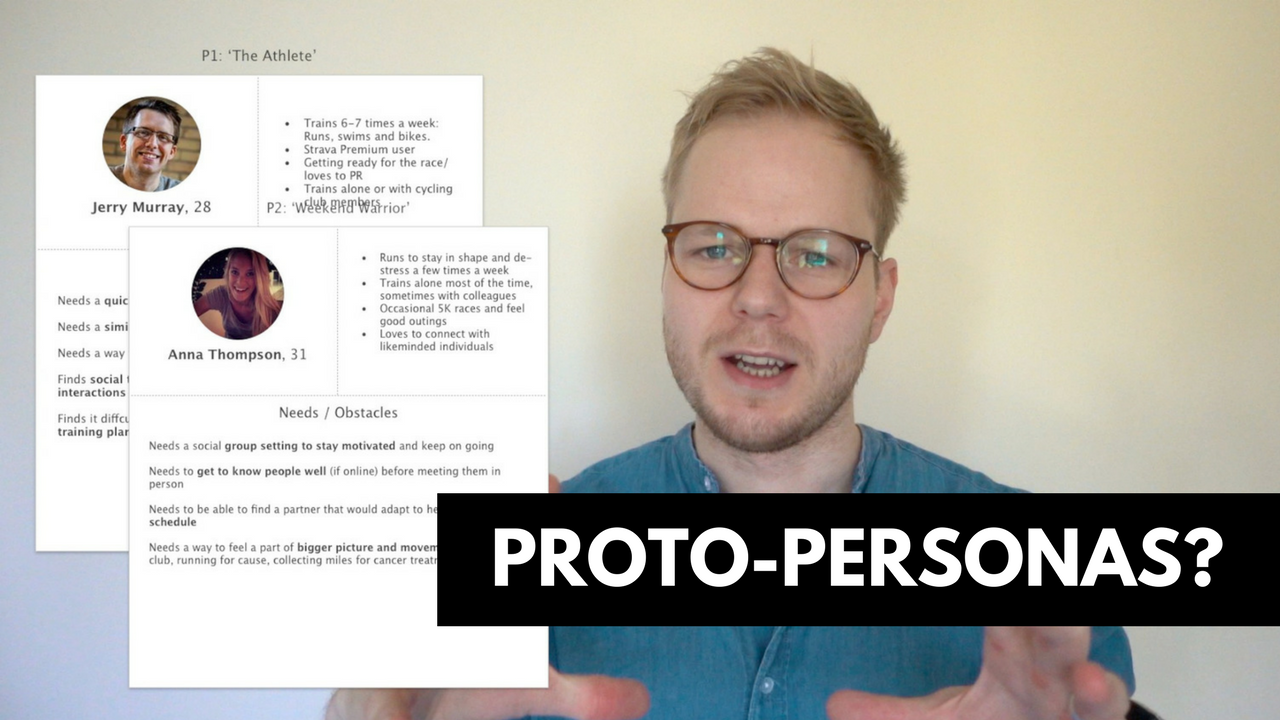 What is a Proto-Persona?