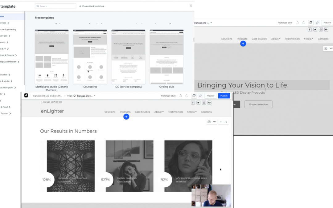 New Year, New Prototyping Tool Review: Draftium