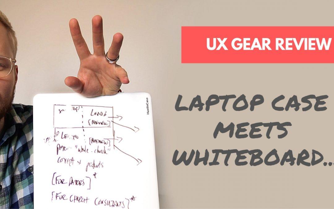 Laptop Case That Doubles as a Whiteboard – HustleCase