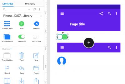 axure widget libraries