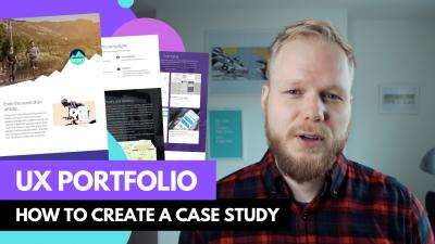 ux portfolio case study