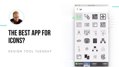 best app for icons - design tool tuesday