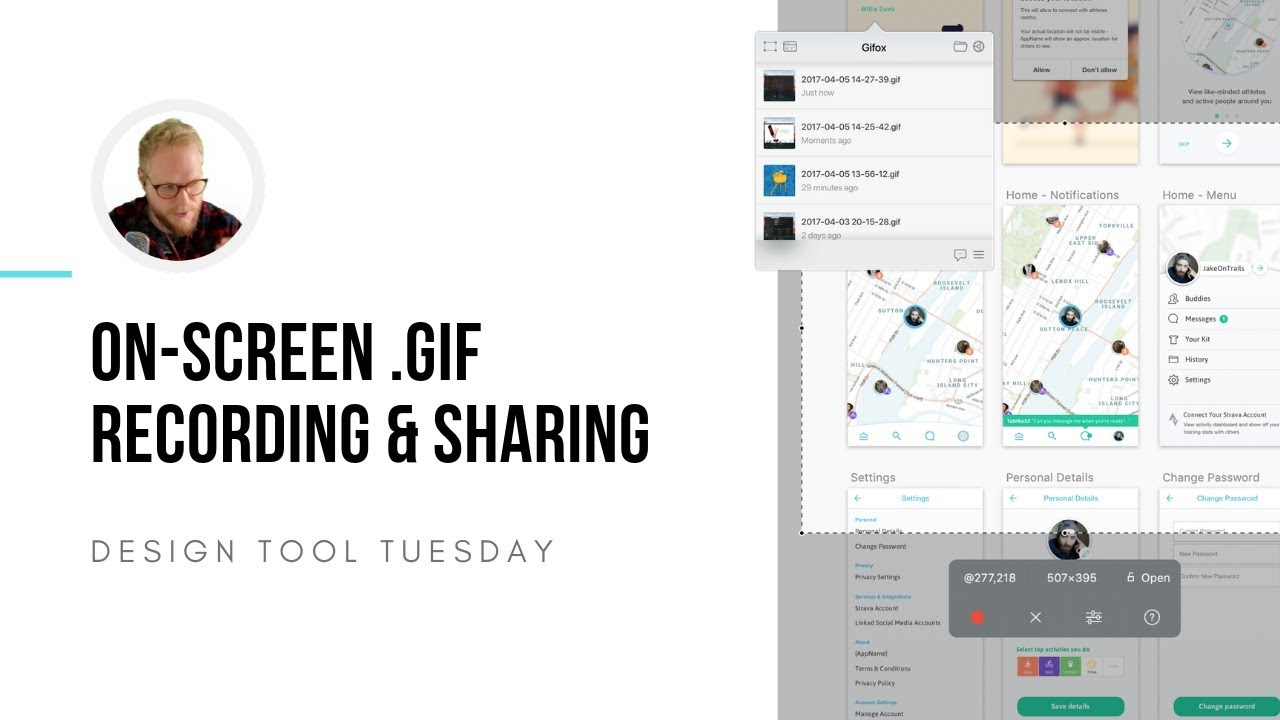 gifox - design tool tuesday