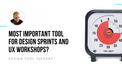 time timer for design sprints - design tool tuesday