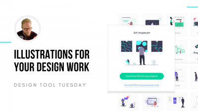 ux illustrations design tool tuesday