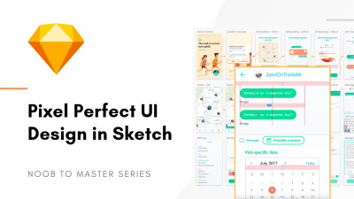 Pixel perfect UI design in Sketch