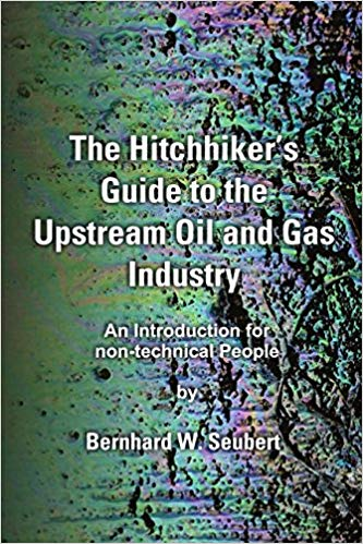 hithchikers guide to upstream oil and gas industry book
