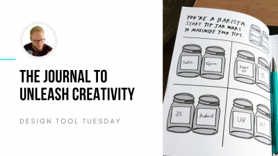 The Journal to Unleash Your Creativity - Design Tool Tuesday