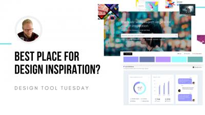 Muzli Design Inspiration Design tool