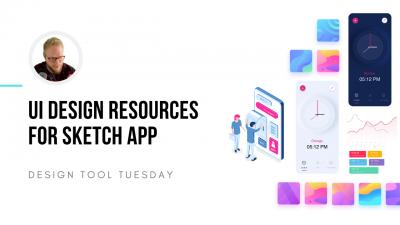 Ui design assets for sketch app - design tool tuesday