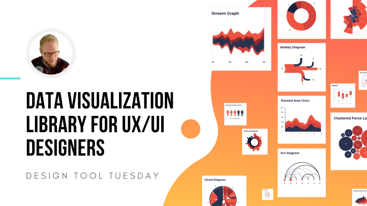 Data Visualization Library for UX/UI Designers - Design Tool Tuesday