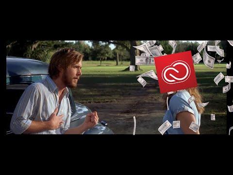 Leaving Adobe CC - UX Designer
