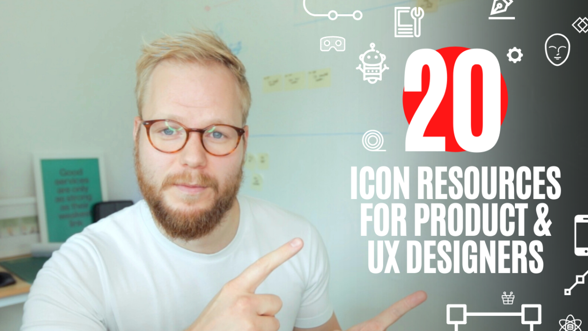 20 Awesome Free Icon Resources for Product and UX Designers - Design Tool Tuesday,