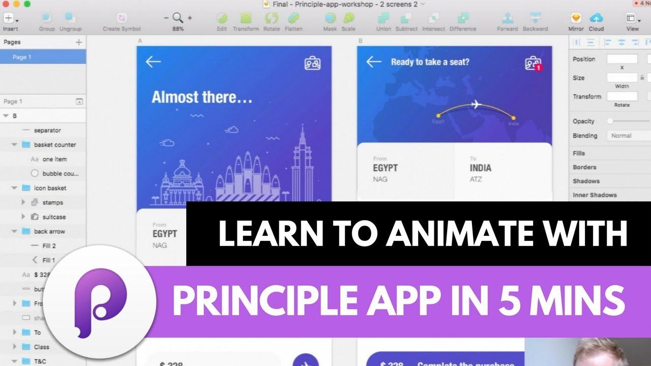 principle app