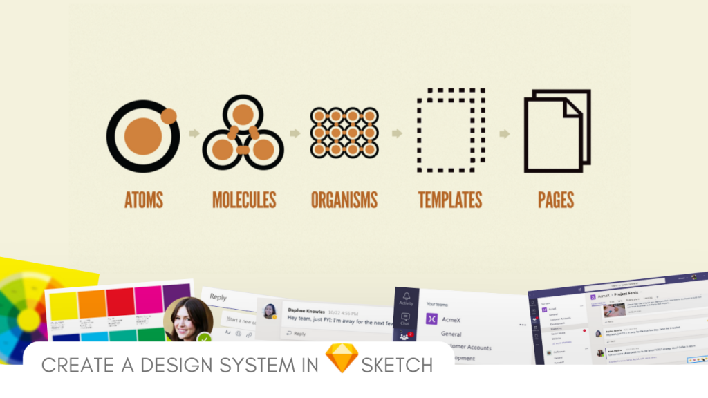 Design systems with Sketch