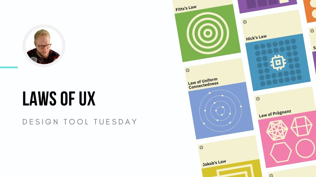 Laws of UX - Design tool tuesday