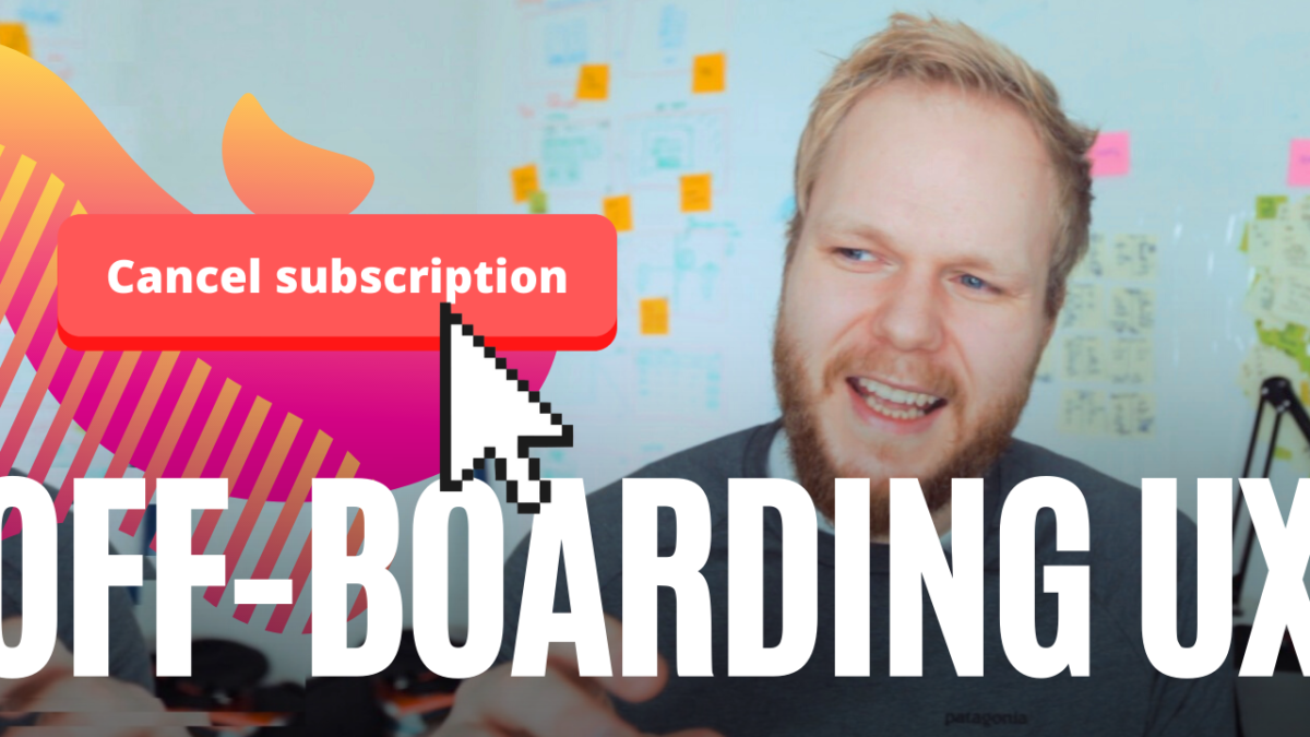 Why UX Designers Need to Focus on Offboarding Experience More