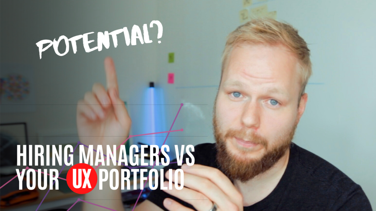UX Portfolio: How Design Hiring Managers Assess It