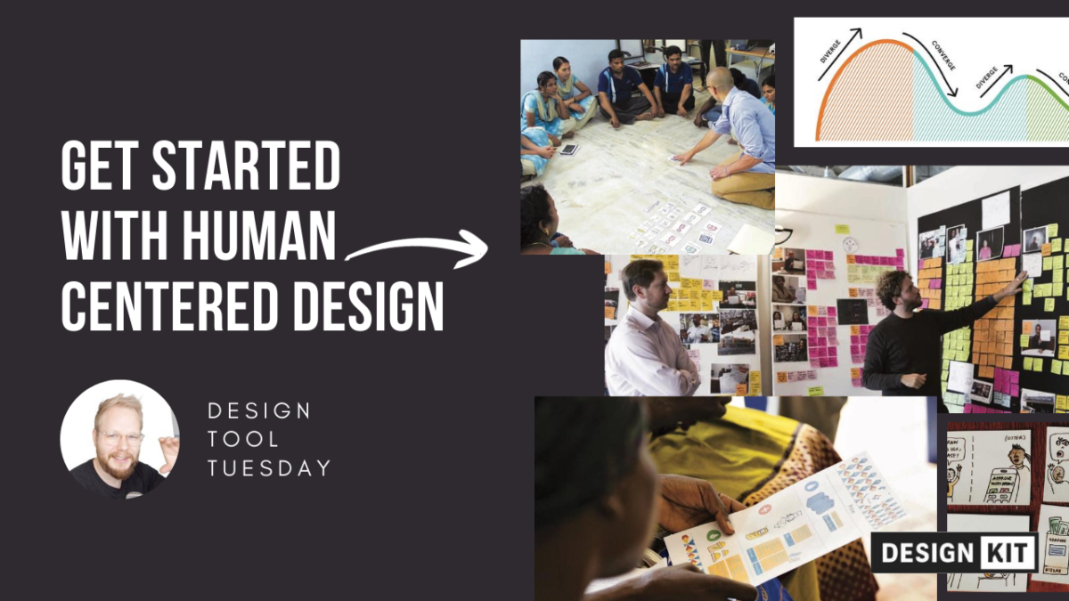 Getting Started with Human-Centered Design: IDEO HCD Kit - Design Tool Tuesday