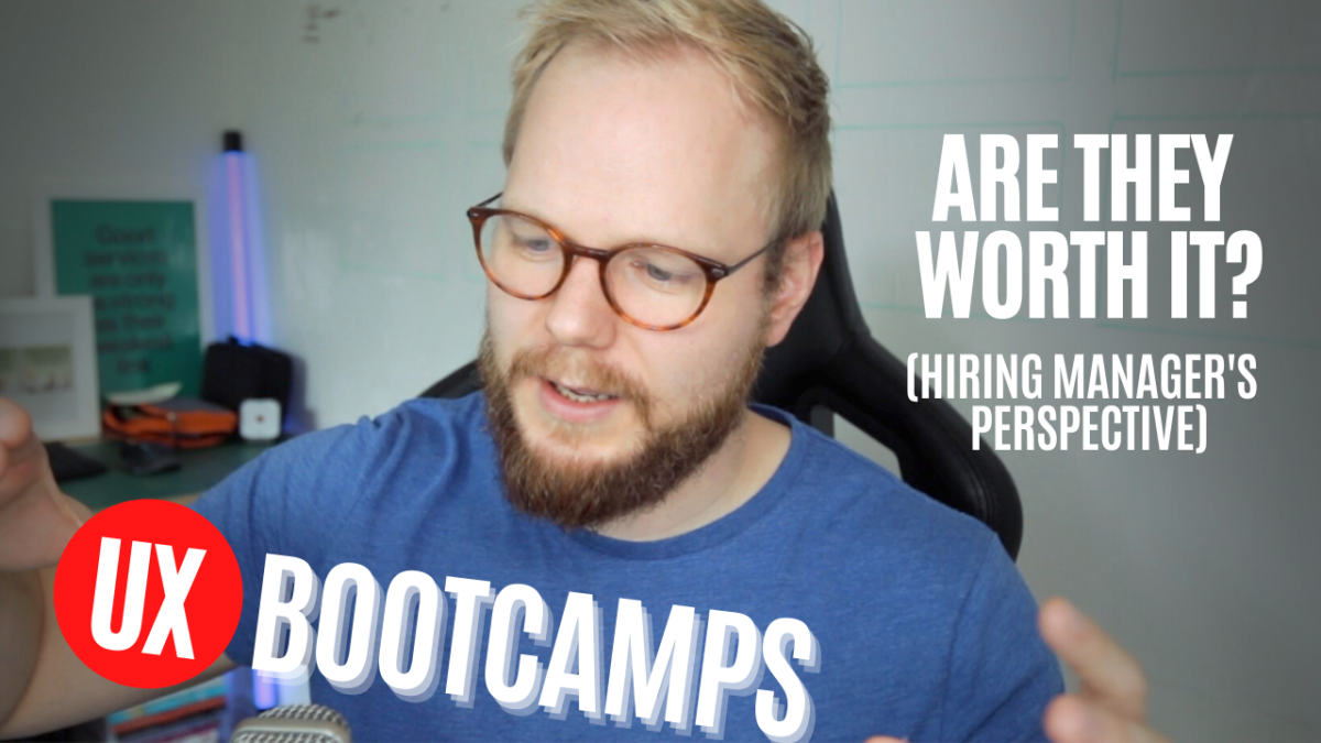 UX bootcamps from UX hiring manager perspective