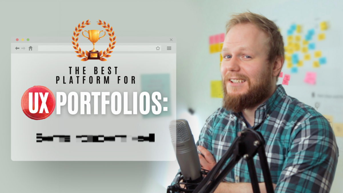 The Best UX Portfolio Platform for UX Designers is Not What You Think