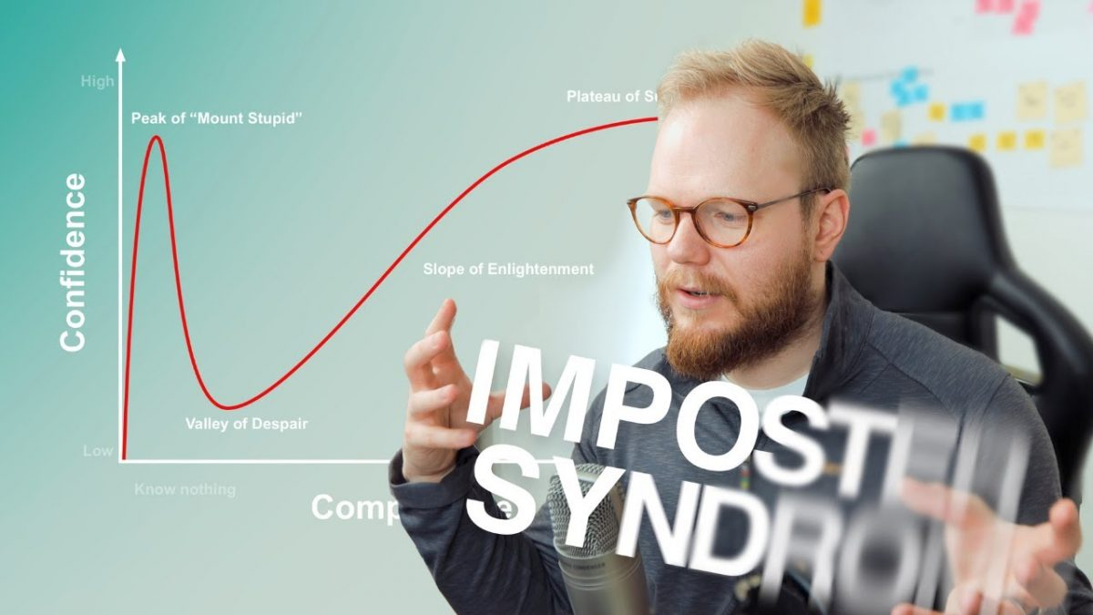 Imposter syndrome in ux design