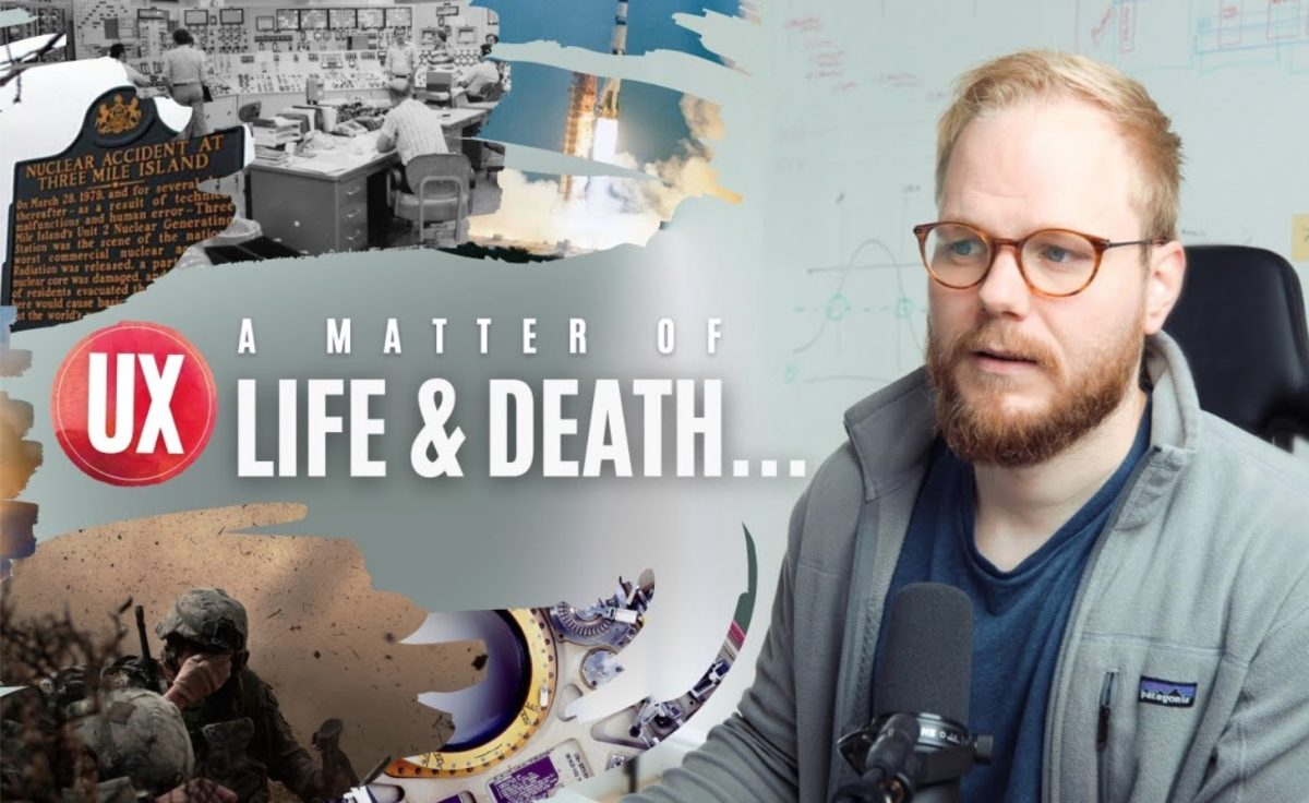 The Importance of UX: A Matter of Life-and-Death